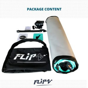 Airtrack package flipz